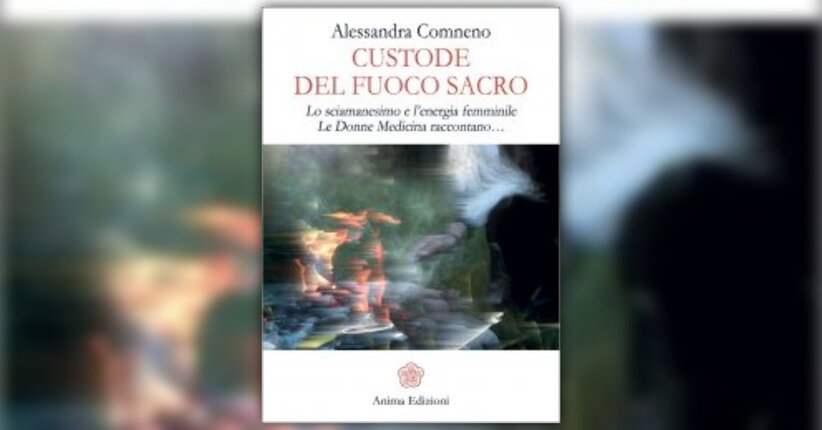 Introduzione - Custode del Fuoco Sacro - Libro di Alessandra Comneno