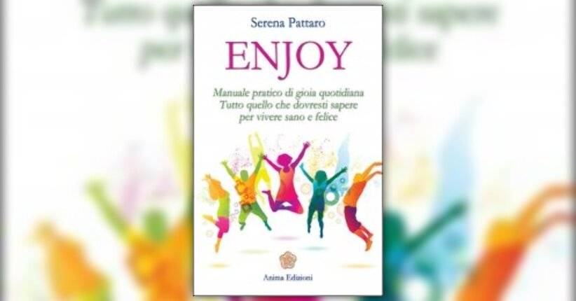 "Introduzione del libro ""Enjoy"" di Serena Pattaro"