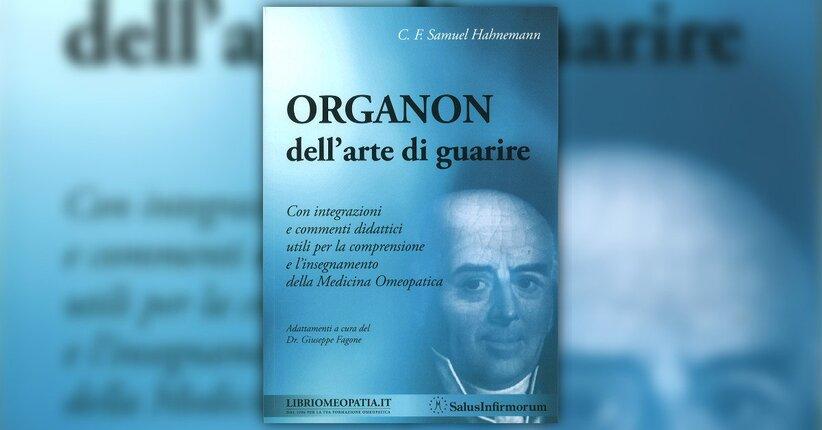 """Introduzione dell'autore - Estratto da """"Organon dell'Arte di Guarire"""""""