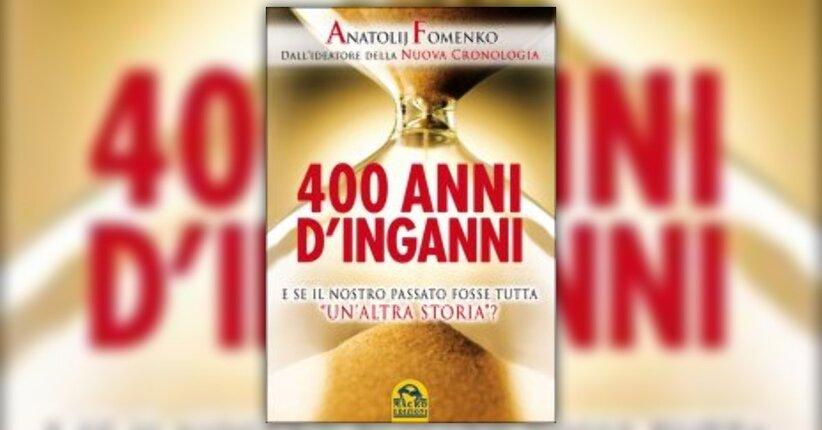 """Introduzione di """"400 Anni d'Inganni"""""""