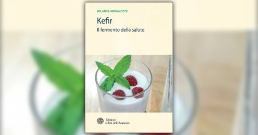 "Introduzione di ""Kefir"" libro di Jolanta Kowalczyk"