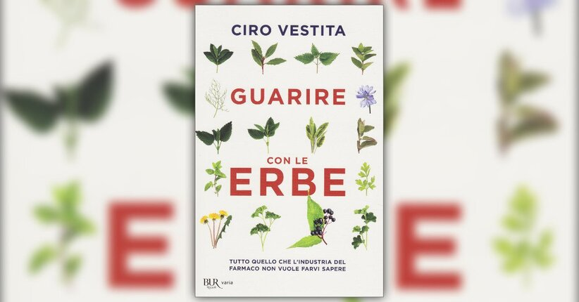 Introduzione - Guarire con le Erbe - Libro di Ciro Vestita