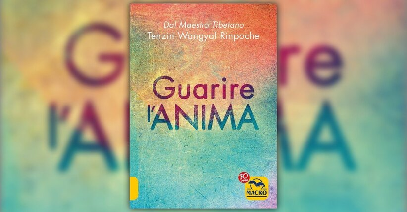 Introduzione - Guarire l'Anima - Libro di Tenzin Wangyal Rinpoche