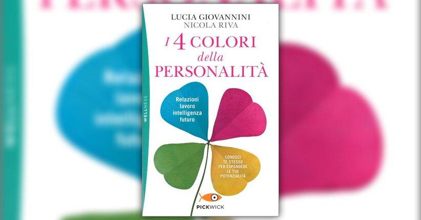 Introduzione - I 4  Colori della Personalità - Libro di Nicola Riva e Lucia Giovannini