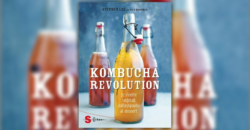 Introduzione - Kombucha Revolution - Libro di Stephen Lee