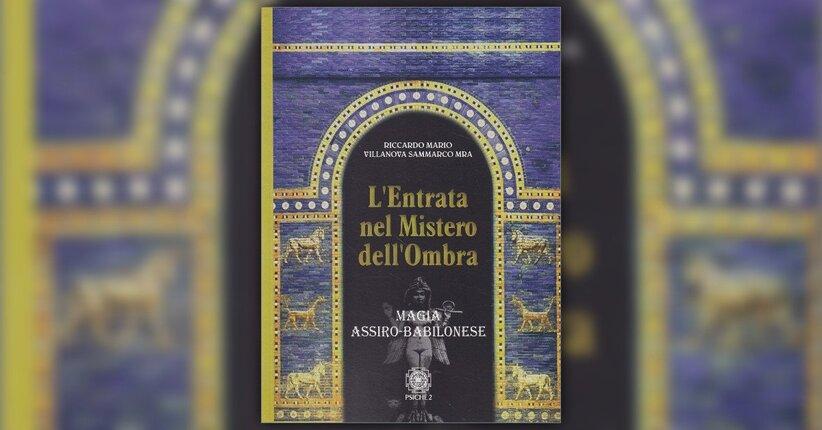 Introduzione - L'entrata nel Mistero dell'Ombra - Libro di Riccardo Mario Villanova Sammarco MRA