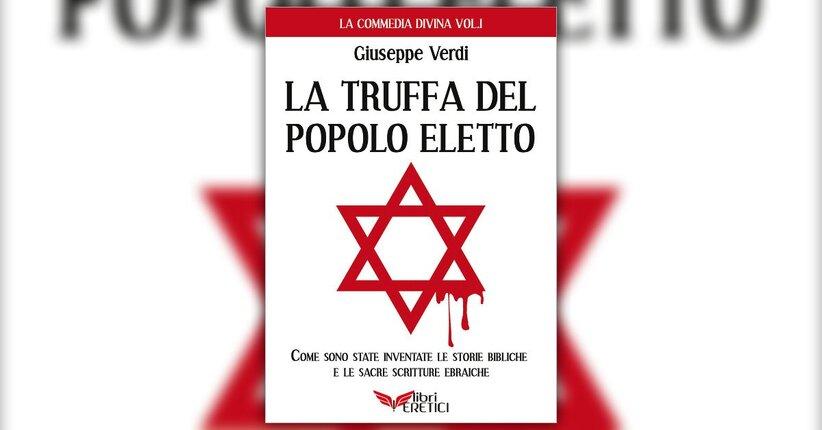 Introduzione - La Truffa del Popolo Eletto - Libro di Giuseppe Verdi