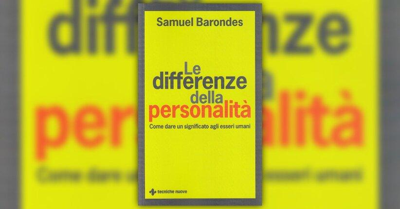 Introduzione - Le Differenze della Personalità - Libro di Samuel Barondes