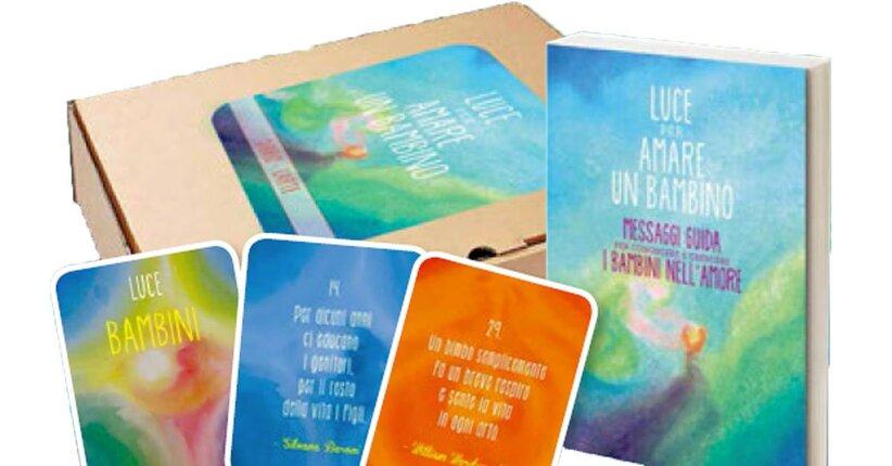 Introduzione - Luce per Amare un Bambino - Cofanetto di Gabriella K. Turci e Kristofer Twofeathers