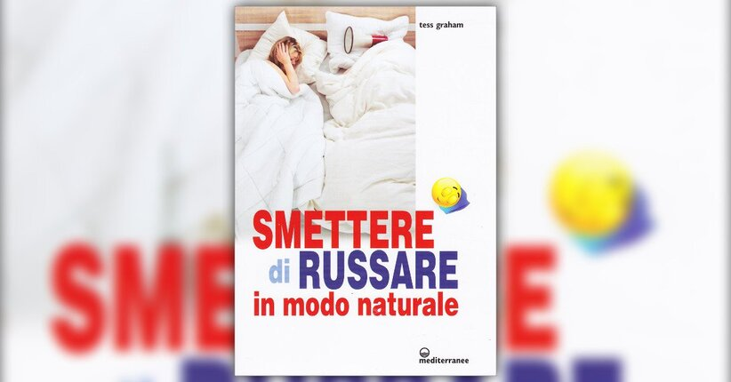 Introduzione - Smettere di Russare in Modo Naturale - Libro di Tess Graham
