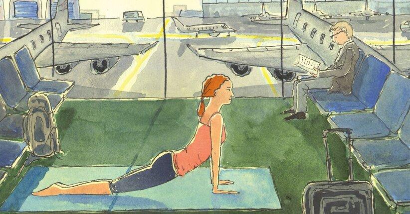 Introduzione - Yoga per chi Viaggia - Libro di Jennifer J. Ellinghaus