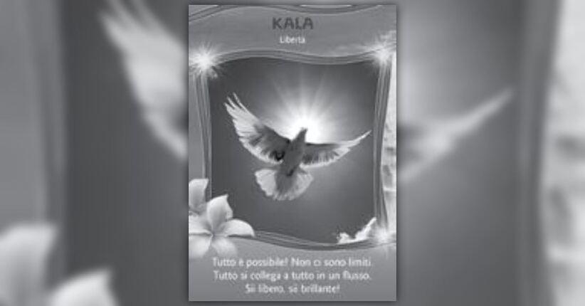 KALA - Libertà - Una carta del Mazzo Hawaiano ALOHA