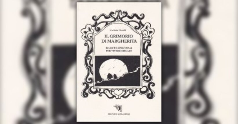 """L'arrivo di Margherita - Estratto dal libro """"Il Grimorio di Margherita"""""""