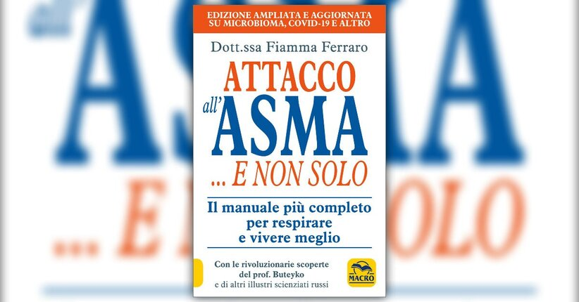 L'asma: uno stato di broncocostrizione associato a infiammazione