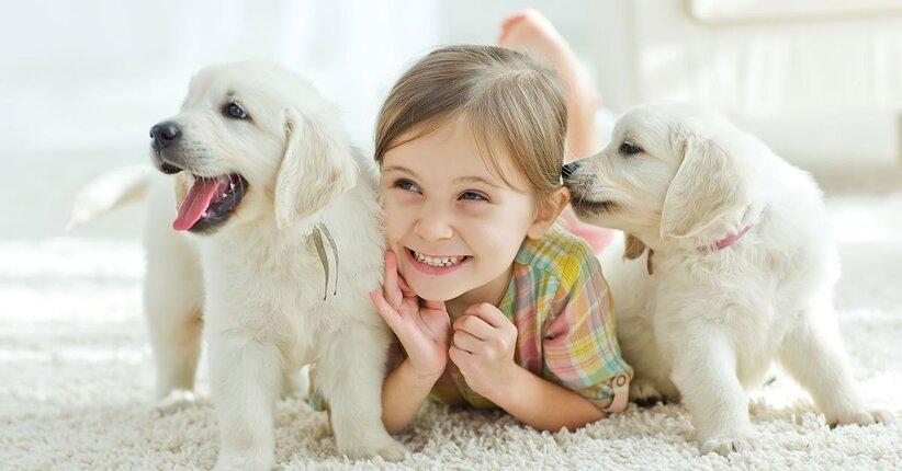 L'importanza degli animali per la crescita dei bambini