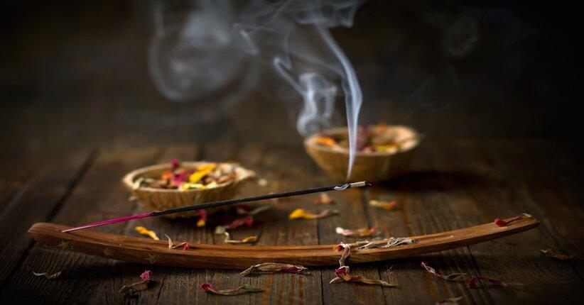 L'incenso: la resina che purifica corpo e ambienti
