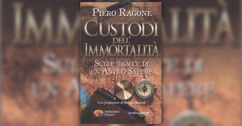 """La Grande Avventura - Estratto da """"I Custodi dell'Immortalità"""" libro di Piero Ragone"""