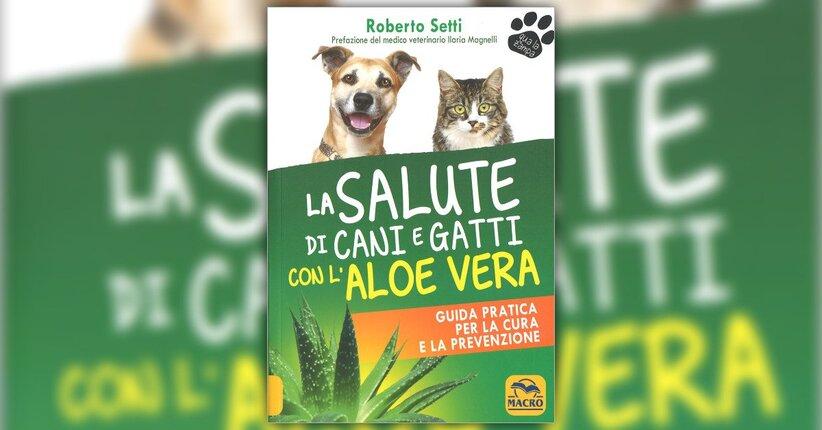 """La guaritrice silenziosa - Estratto da """"La Salute di Cani e Gatti con l'Aloe Vera"""""""