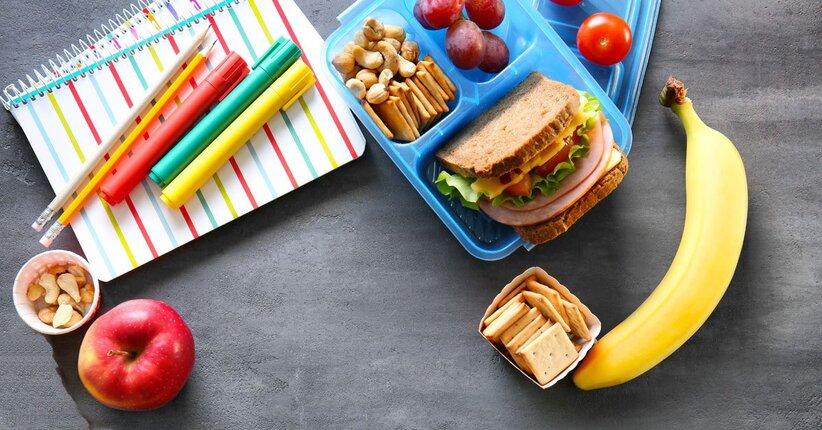 La merenda a casa e a scuola: idee per una merenda sana e golosa