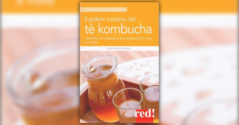 """La mia esperienza - Estratto dal libro """"Il Potere Curativo del Tè Kombucha"""""""