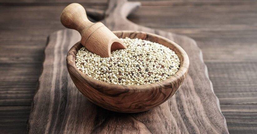 La quinoa: che cos'è, proprietà, e cottura!