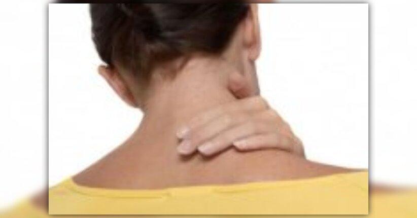 La tua cervicale è stressata?