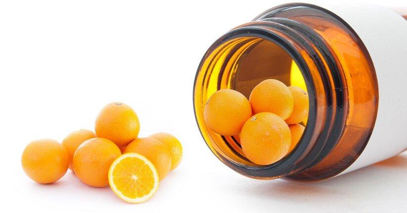 La vitamina C ti allunga la vita