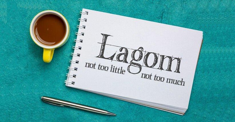 Lagom: la giusta quantità per essere felici