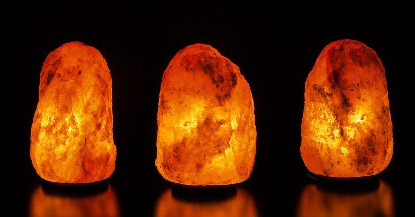 lampada di sale dell 39 himalaya quali benefici