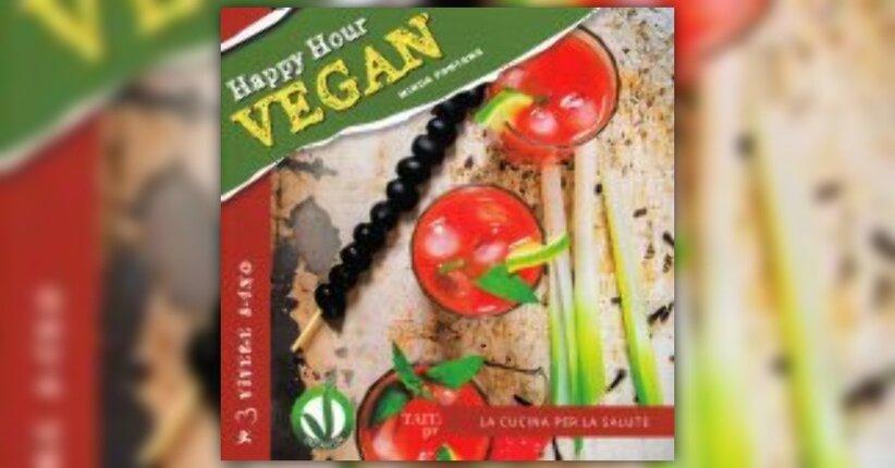 """Le bevande - Estratto dal libro """"Happy Hour Vegan"""""""