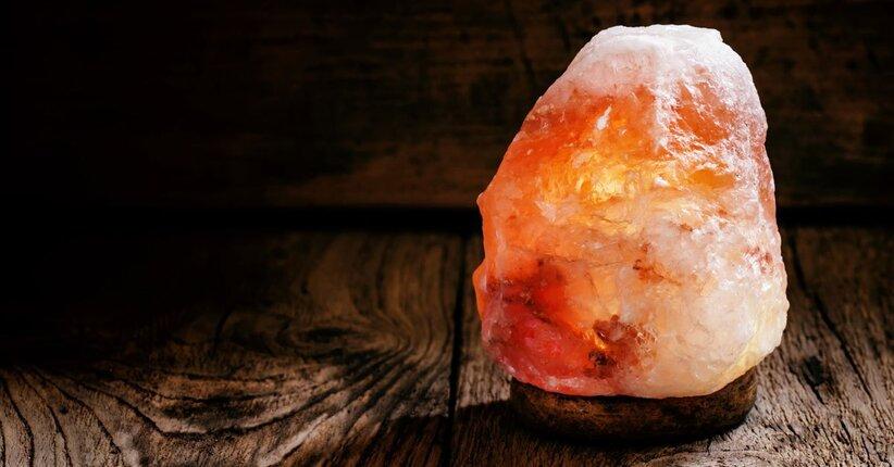 Le lampade al sale dell'Himalaya: le proprietà