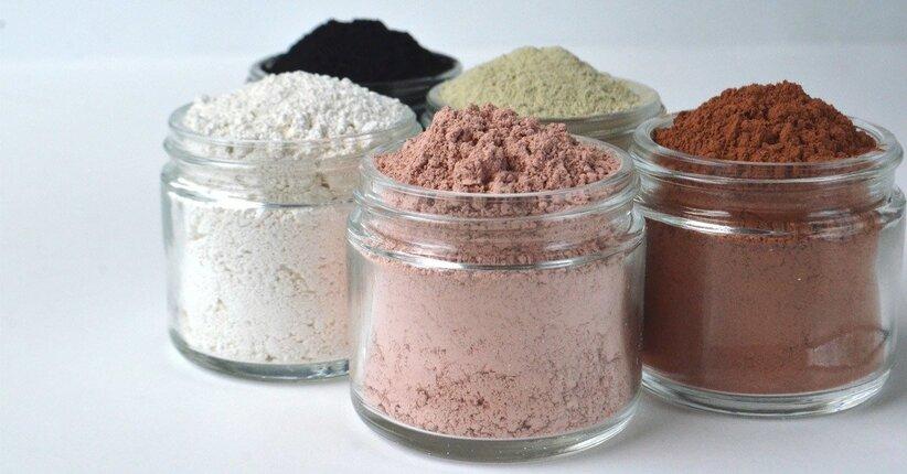 Le proprietà curative dell'argilla