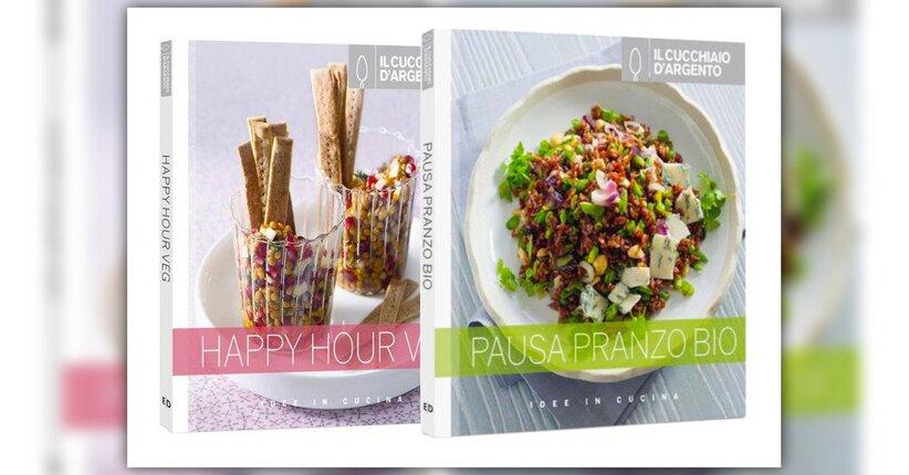 """Le ricette - Estratto da """"Happy Hour Vegetariano + Pausa Pranzo Bio"""""""