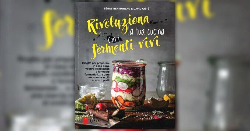 """Le ricette - Estratto da """"Rivoluziona la tua Cucina con i Fermenti Vivi"""""""