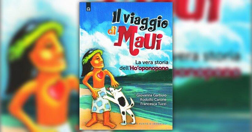 """Le valigie di Maui - Estratto da """"Il Viaggio di Maui"""""""