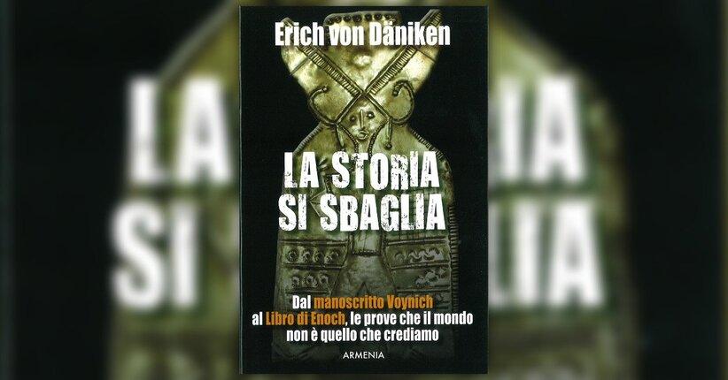 """Libri misteriosi - Estratto da """"La Storia si Sbaglia"""""""