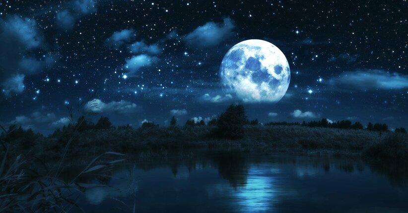 Luna Piena Entriamo In Sintonia Con La Sua Energia