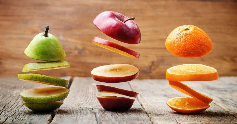 Ma la frutta gonfia \ appesantisce \ fa ingrassare?
