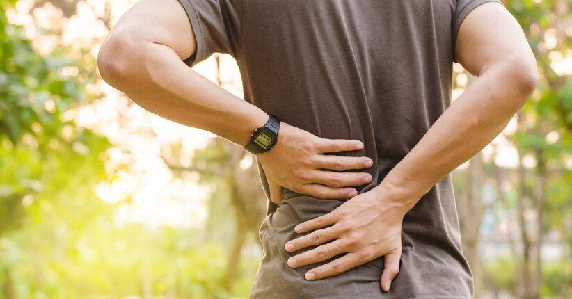 Mal di schiena: allevialo con la riflessologia plantare