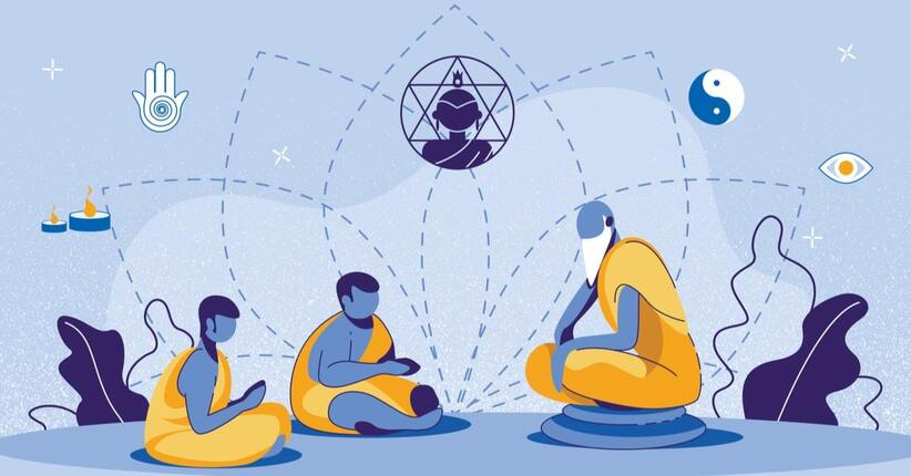 Meditazione dinamica di Osho