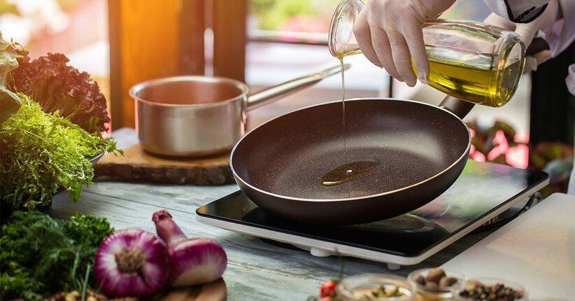 Metodi di cottura: quale olio scegliere?