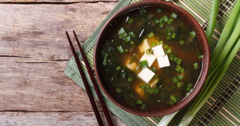 Miso e salsa di soia