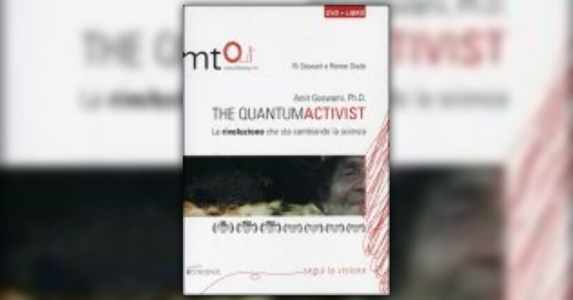 Mt0 - Macroticonzero - Introduzione - The Quantum Activist - DVD
