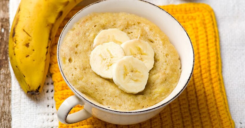 Mugcake senza zucchero e senza farina: la mia ricetta low carb
