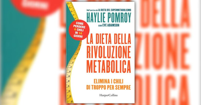 """Non si deve patire la fame - Estratto da """"La Dieta della Rivoluzione Metabolica"""""""
