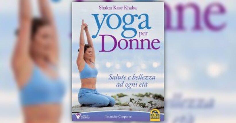 """Nota dell'autrice - Estratto da """"Yoga per Donne"""""""