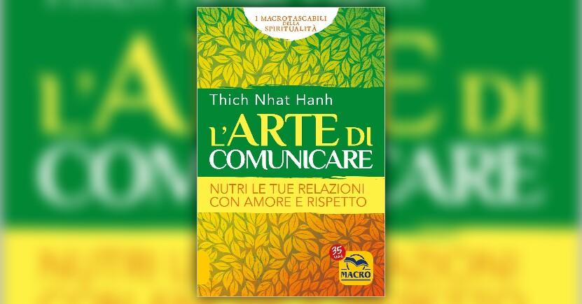 """Nutrimento essenziale - Estratto da """"L'Arte di Comunicare"""""""