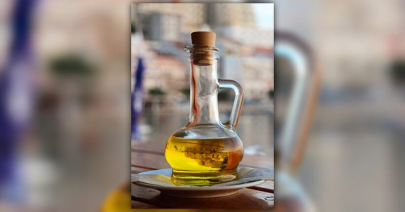 Olio fatto in casa: benefici e proprietà