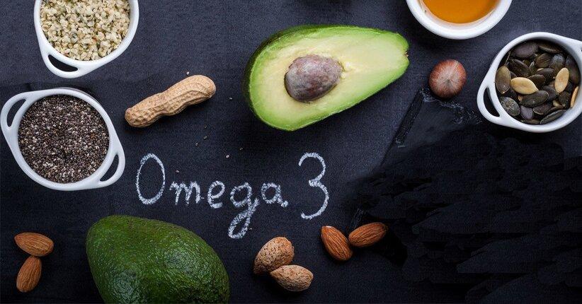 Omega 3 ed alimentazione a base vegetale