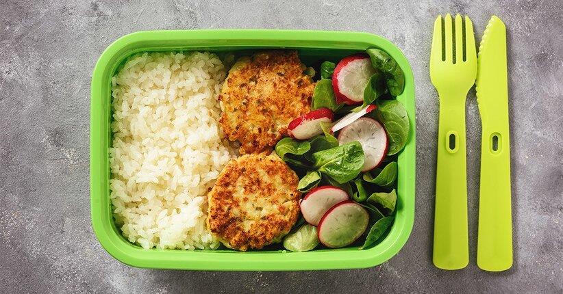 Organizzare la lunch box perfetta